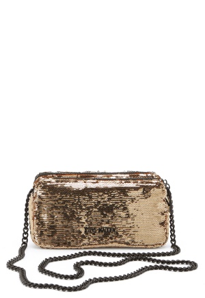 Steve Madden Ginas Bag Gold One size