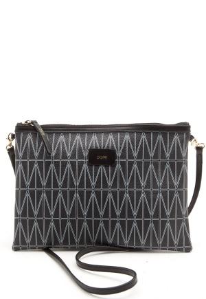 DAGMAR Strap Bag Black One size