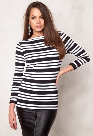 Stylein Cancirer Striped black XS