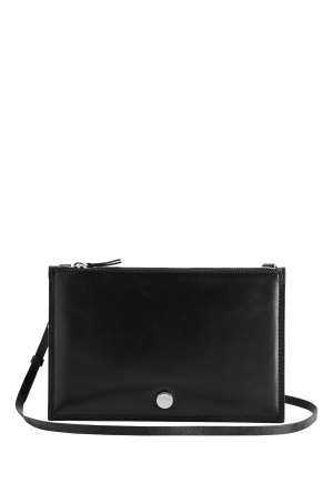 TIGER OF SWEDEN Suzanne Bags Black/Silver One size