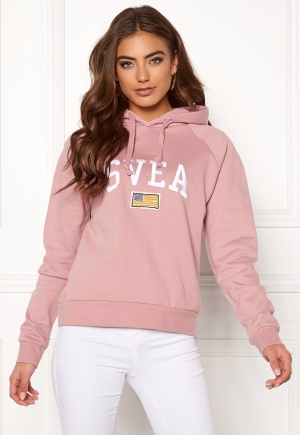 Svea Brighton Hood Dusty Pink L