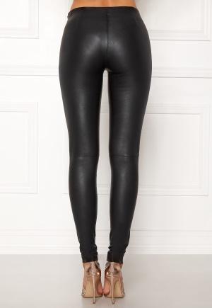 SELECTED FEMME Sylvia Leather Legging Black 34