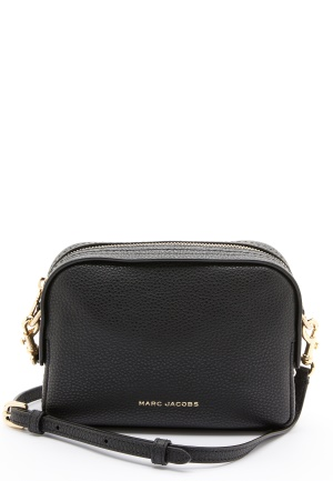 The Marc Jacobs Crossbody 001 Black One size