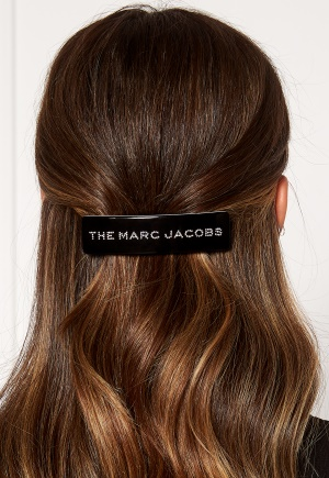 The Marc Jacobs Marc Jacobs Barrette 002 Black Multi One size