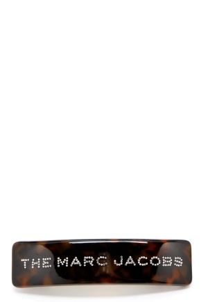 The Marc Jacobs Marc Jacobs Barrette 248 Tortoise One size