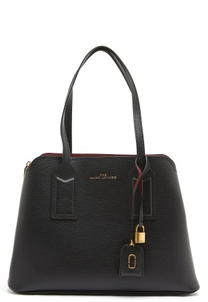 The Marc Jacobs The Editor 38 Bag 001 Black One size