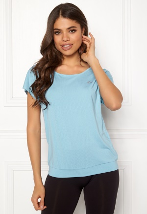 ONLY PLAY Topaz Yoga SS Tee Sea Angel M