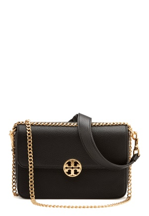 TORY BURCH Chelsea Convertible Bag Black One size