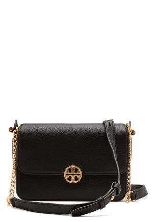 TORY BURCH Chelsea Crossbody Bag Black One size
