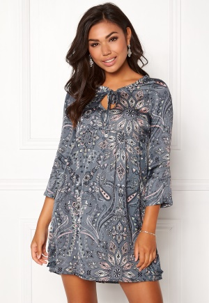 Image of Odd Molly Triumph Dress Misty Blue M (2)