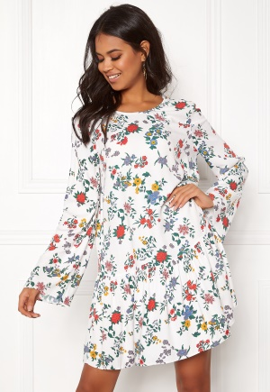 Twist & Tango Bernice Dress White Garden 36