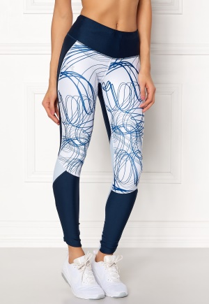 Under Armour Fly Printed Tight Academy XS Under Armour