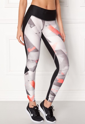 Under Armour Fly Printed Tight Black S Under Armour