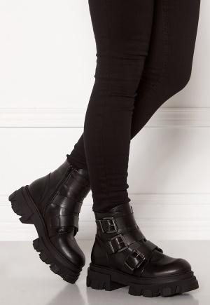 VAMSKO Frida Leather Boots Black 37