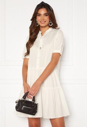VERO MODA Delta 2/4 Dress Snow White L