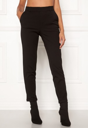 VERO MODA Maya MR Loose Solid Pant Black L/30