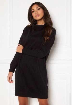 VERO MODA Millie LS Short Dress Black M