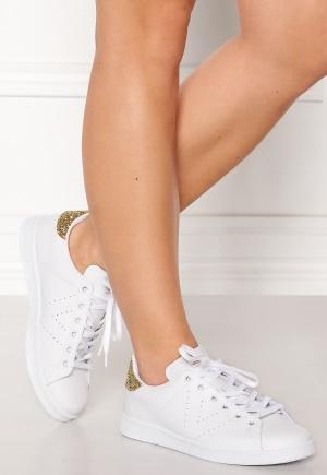 Victoria Victoria Leather Sneaker Platino 39