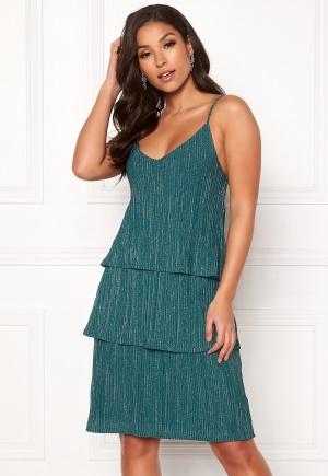 Image of VILA Glitto Strap Dress Bayberry M