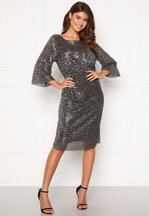 VILA Rama 3/4 Dress Black XS