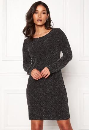Image of VILA Tinny Luosquare New Dress Black M