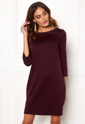 Image of VILA Tinny New Dress Winetasting XS