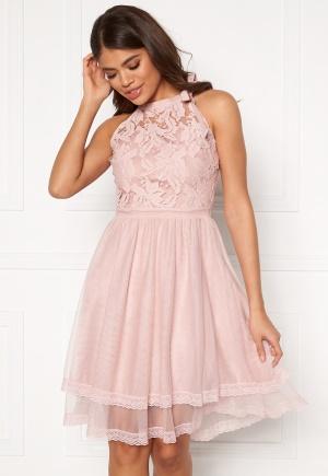 VILA Zinna New S/L Dress Pale Mauve 34