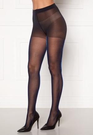 Vogue Roseline Lurex 40 Den 2293 Black Iris 36/40