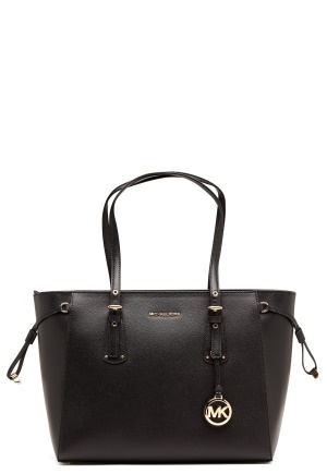 Michael Michael Kors Voyager Shopping Tote Black One size