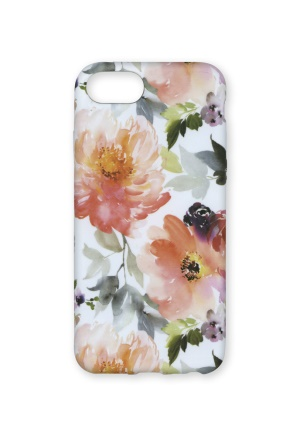Wilma Wilma Soft Case Summer Blossom iPhone 6/7/8
