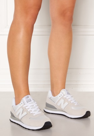 New Balance WL574 Sneakers White/White 36