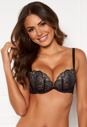 Wonderbra Glamour Full Effect Bra Black 70A
