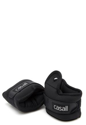 Casall Wrist Weights 2x2kg 901 Black One size