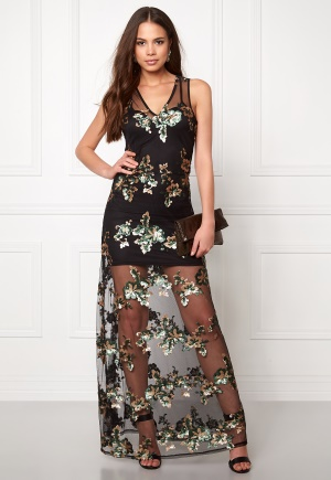 WYLDR Float On Dress Blush S