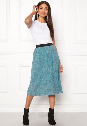 Y.A.S Alure HW Lurex Skirt Aquarius L