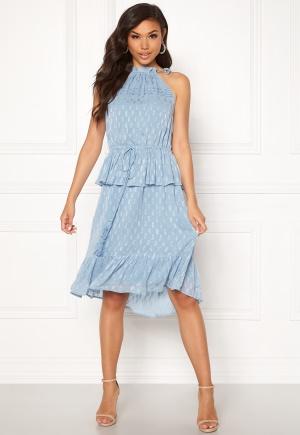 Y.A.S Cecilia Dress Alaskan Blue M
