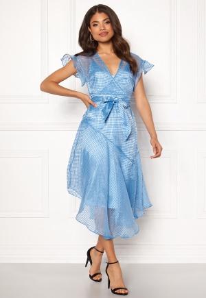 Y.A.S Chello SS Dress Bonnie Blue L