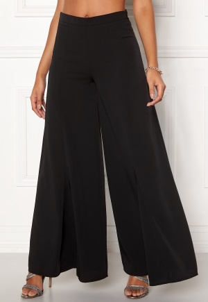 Y.A.S Hinta Flared Pant Black S