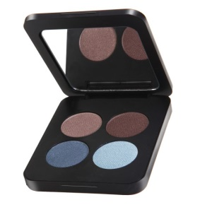 Youngblood Youngblood Pressed Eyeshadow Quad Glamour Fall One Size