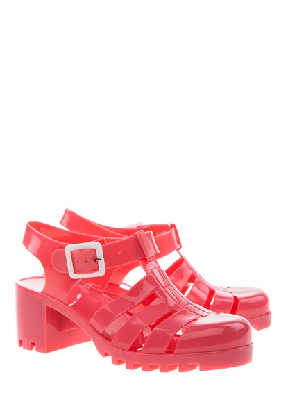 Have2have Sandaler i gummi, Majken Rosa Bubbleroom.se