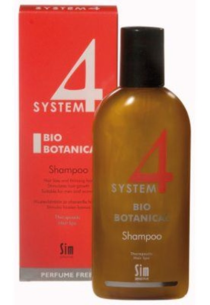 System 4 System 4 Bio Botanical Shampoo 100 ml  Bubbleroom.no