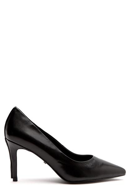 TIGER OF SWEDEN Vivi Leather Shoes 050 Black Bubbleroom.se
