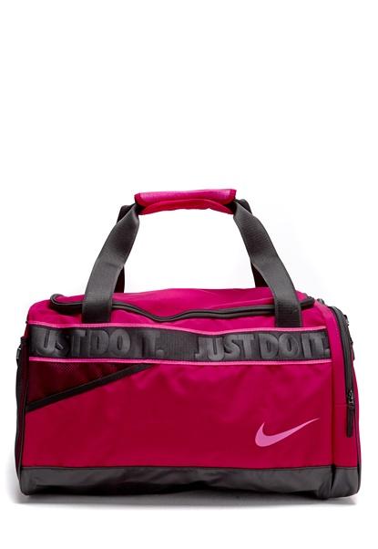 Nike Varsity Duffel 640 Pink Bubbleroom.se