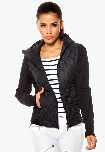 Boomerang Top Jacket 49 Blackish Navy Bubbleroom.se