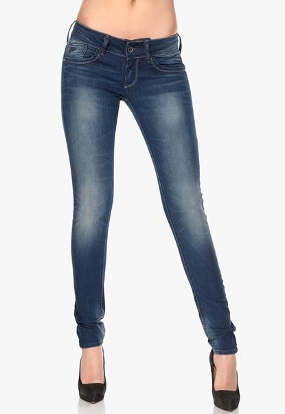 G-STAR Lynn Skinny Jeans 071 Medium Aged Bubbleroom.se