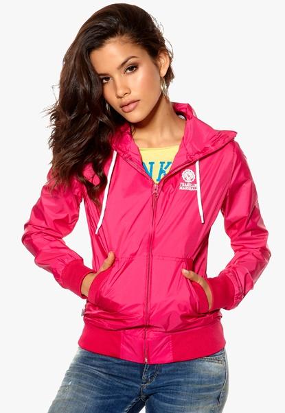 Franklin & Marshall Jacket Rapa Pink Bubbleroom.se