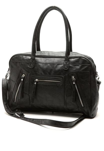 Pieces Syrene Bag Black Bubbleroom.se