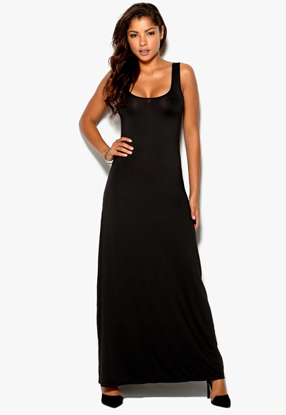 Chiara Forthi Candice Dress Black Bubbleroom.se
