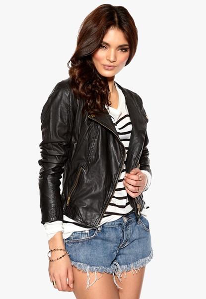 ROCKANDBLUE Jolene Jacket 0899 Black Bubbleroom.se
