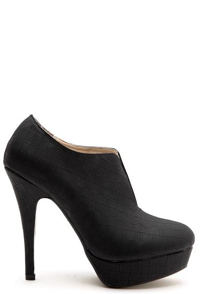 Sugarfree Shoes Diane Shoes Black Bubbleroom.se